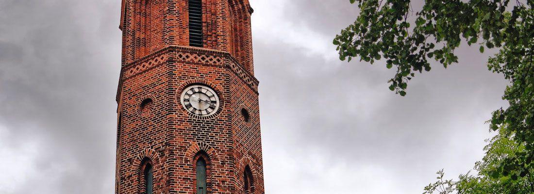 Brodowin, Kirche