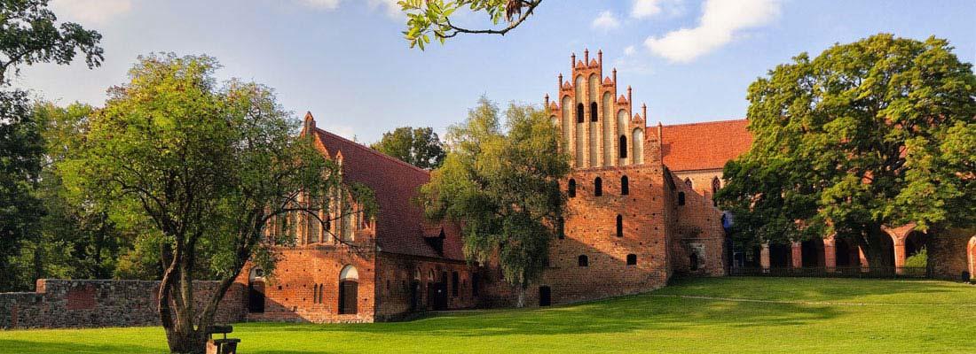 Kloster Chorin, Außenansicht