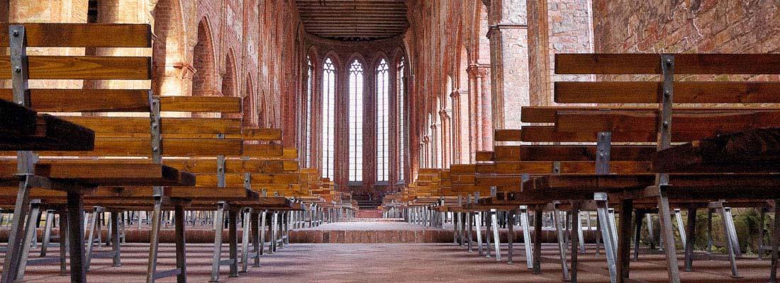 Kloster Chorin, Hauptschiff