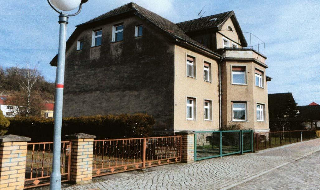 Wohnhaus in 16248 Oderberg, Puschkin-Ufer 12