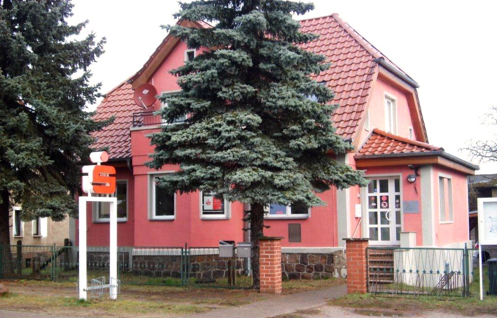 Sparkasse in Lunow