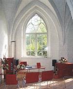 Trauraum Kloster Chorin